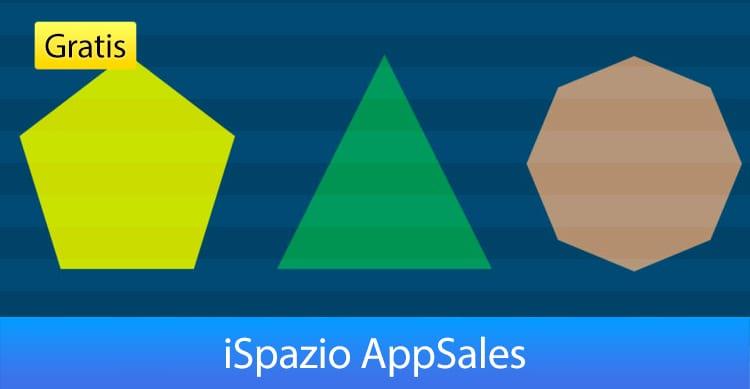 Shape Land è Gratis solo per oggi con iSpazio App Sales. Approfittane subito e risparmi 0,99€
