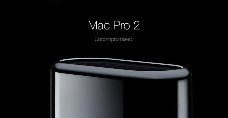 Il Mac Pro 2 immaginato in un nuovo Concept