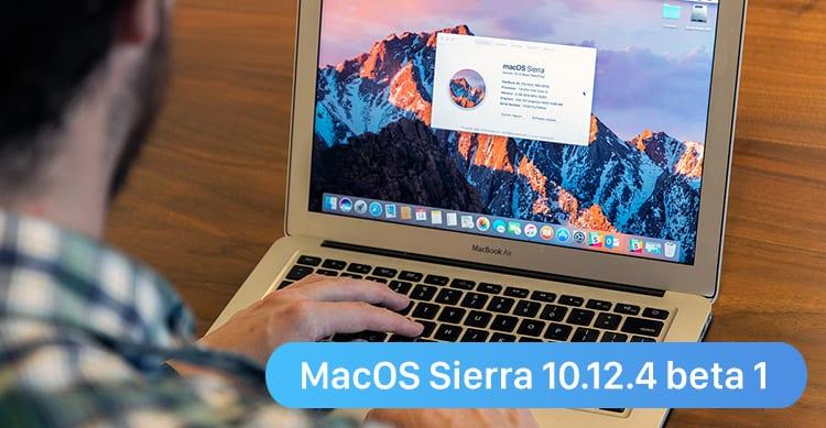 Apple rilascia MacOS Sierra 10.12.4 con la Night Shift Mode ed altro ancora [IN AGGIORNAMENTO – 2]