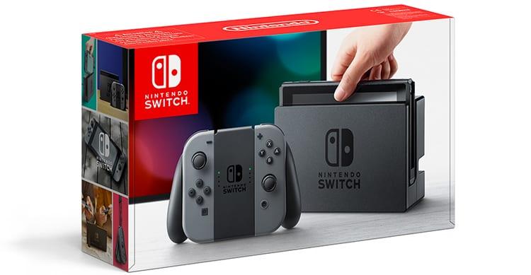 Nintendo SWITCH, la rivoluzionaria console di gioco è ora disponibile al pre-ordine su Amazon [Video]