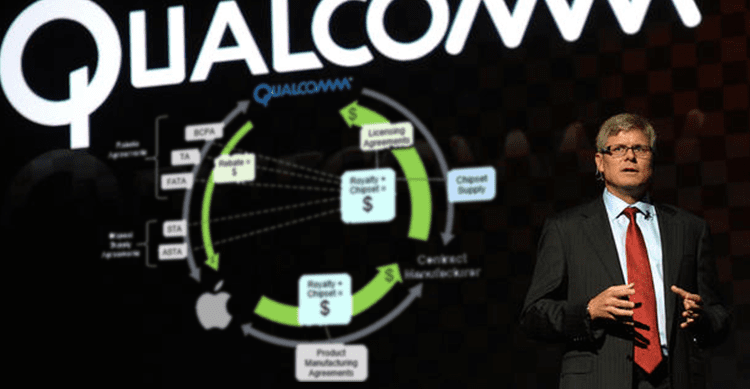 Continua la disputa fra Apple e Qualcomm che pensa al complotto
