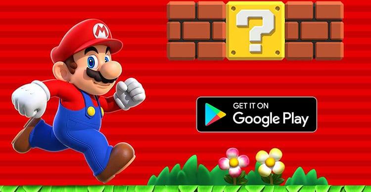 Super Mario Run a Marzo sbarca anche sul Google Play Store!