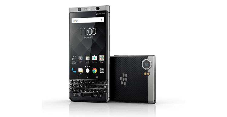 TLC presenta il nuovo BlackBerry KEYone con il ritorno della tastiera fisica | MWC17