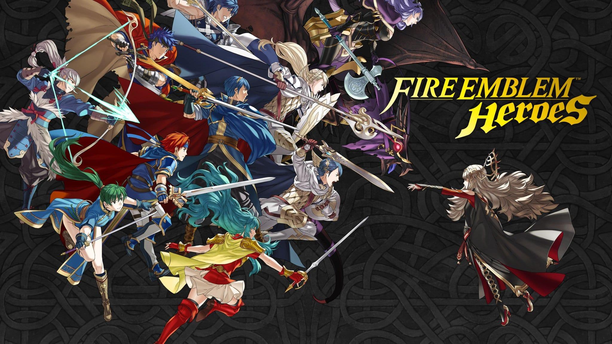 Fire Emblem Heroes fa guadagnare 2,9 milioni di dollari. Nintendo si aspettava molto di più