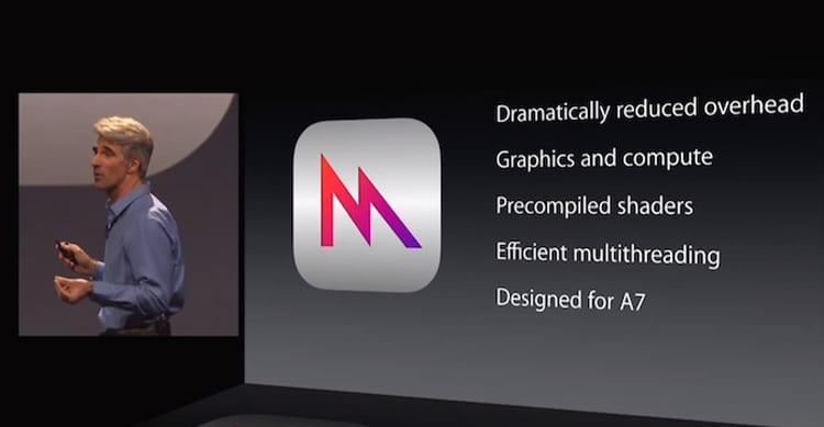 Apple propone il suo Metal come nuovo standard per le API grafiche sul web