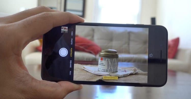 Modalità ritratto: in iOS 11 potremo disattivare l'effetto sfocato dopo aver scattato la foto