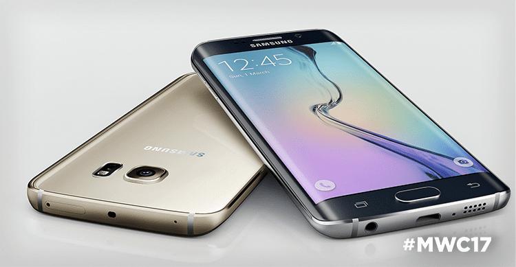 Samsung Galaxy S7 edge conquista il titolo  di miglior smartphone al MWC 2017