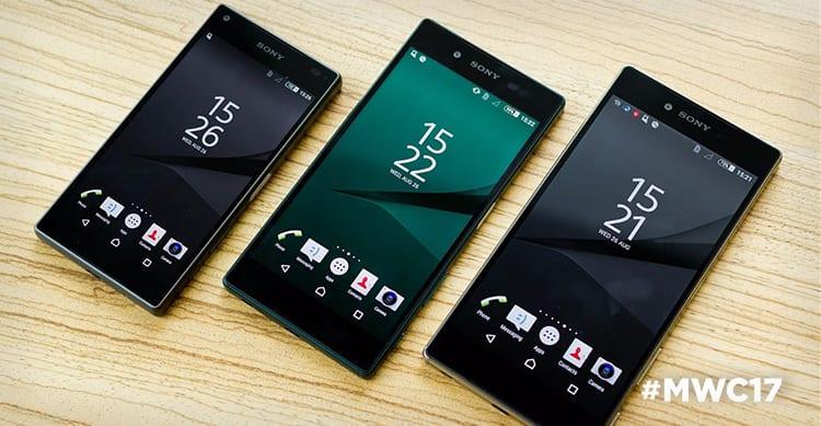 Sony annuncia Xperia XZS un refresh di Xperia XZ
