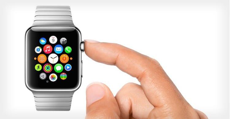 L'Apple Watch si scarica nel momento del bisogno? In futuro potrebbe ricaricarsi girando la corona digitale