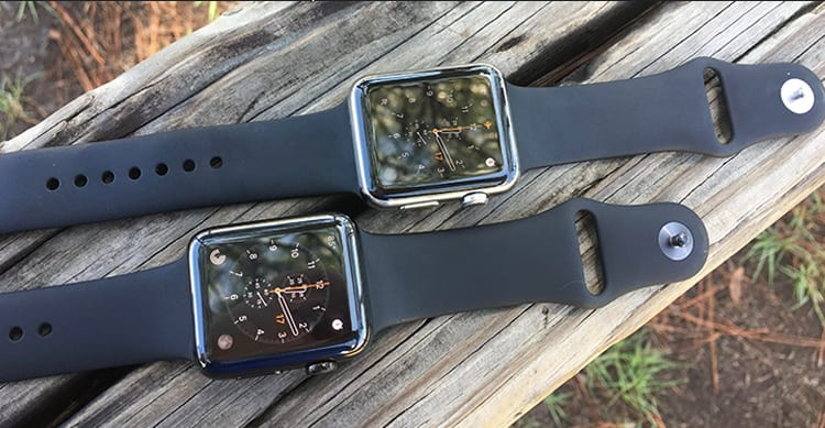 L'Apple Watch Series 3 arriverà in autunno, avrà un nuovo tipo di display e tante differenze hardware