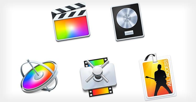 Apple crea il suo primo Bundle di Applicazioni per Mac e offre Final Cut ad un prezzo vantaggioso [AGGIORNATO]