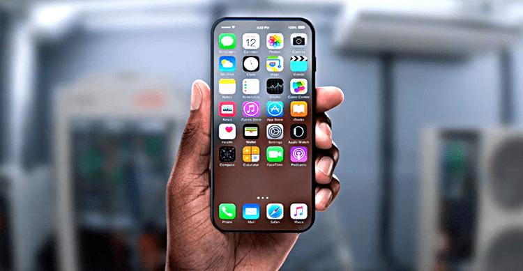 Un nuovo concept ci mostra un improbabile iPhone 8 trasparente [Video]