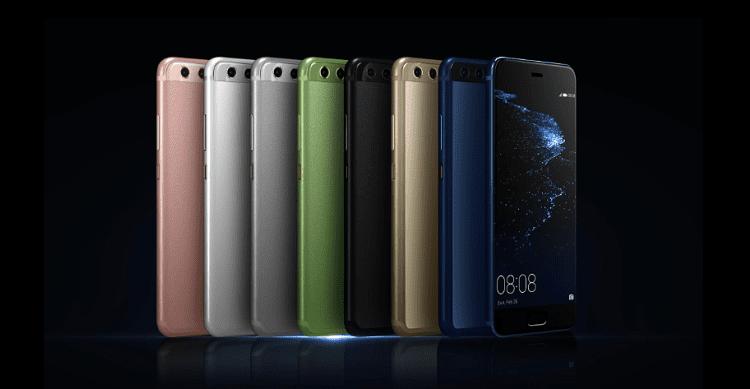 Huawei presenta i nuovi P10 e P10 Plus | MWC17