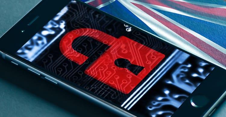 Il governo del Regno Unito chiede l'accesso alle app per la messaggistica protette della crittografia