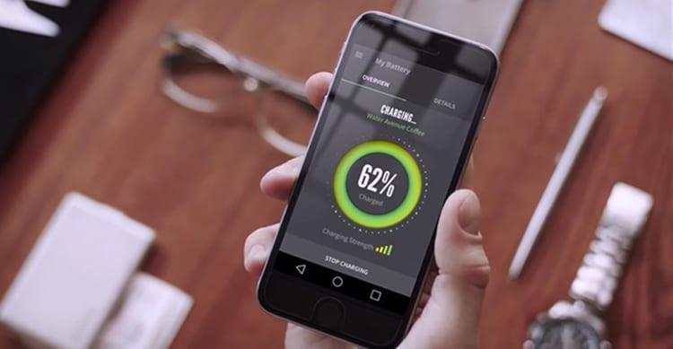 Energous lancia il primo chip di ricarica wireless a distanza, abbastanza piccolo da poter essere utilizzato negli smartphone