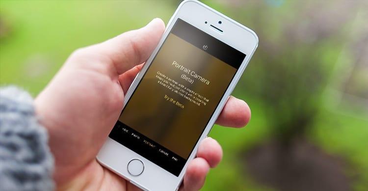 Camera Mode 10, il Tweak che abilita la Modalità Ritratto nell'applicazione Foto di tutti gli iPhone | Cydia