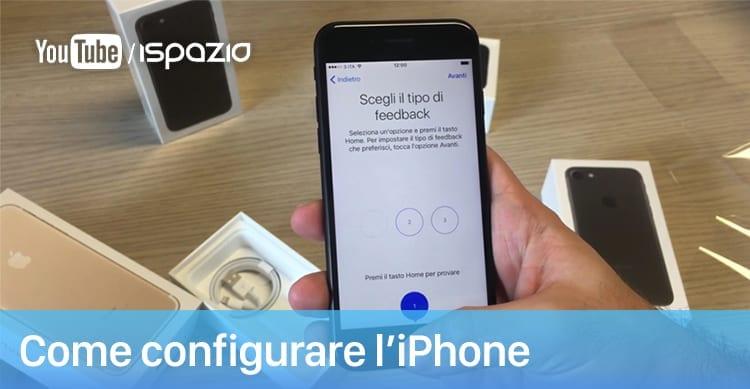 Come configurare l'iPhone dopo la prima accensione: Guide per Principianti #2 [Video]