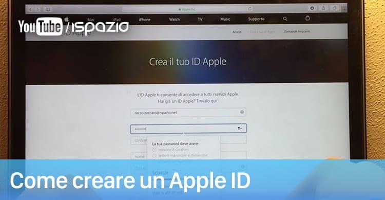 Come creare un Apple ID: Guide per Principianti #1 [Video]
