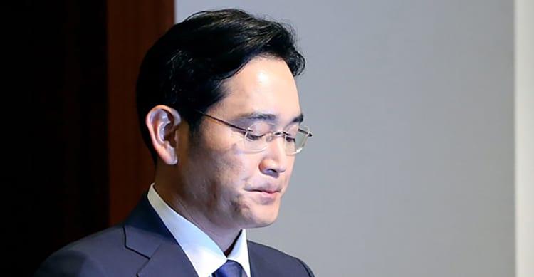 Arrestato il vice presidente di Samsung, colpevole di occultazione e corruzione a livello governativo