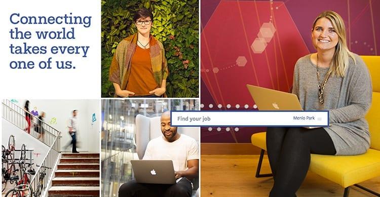 """Facebook sfida Linkedin e rilascia la sua nuova funzione """"Jobs"""" per trovare e offrire lavoro"""