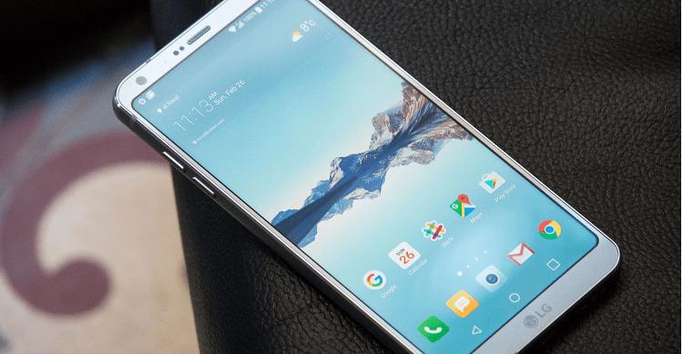 LG G6: ecco tutti i wallpaper del nuovo smartphone presentato al MWC 2017