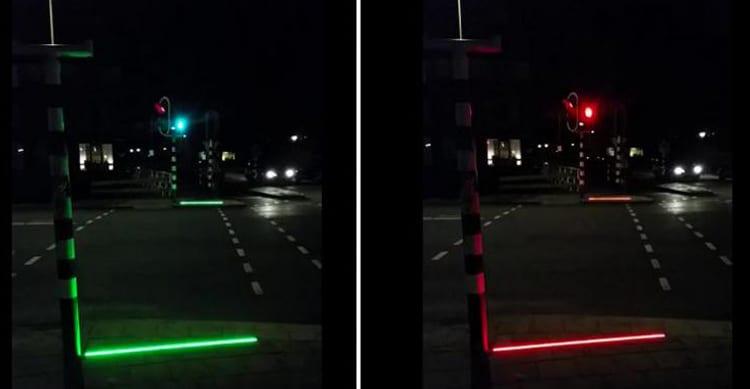 Anche in Olanda arrivano i semafori per i pedoni-zombie, ovvero quelli distratti dallo smartphone