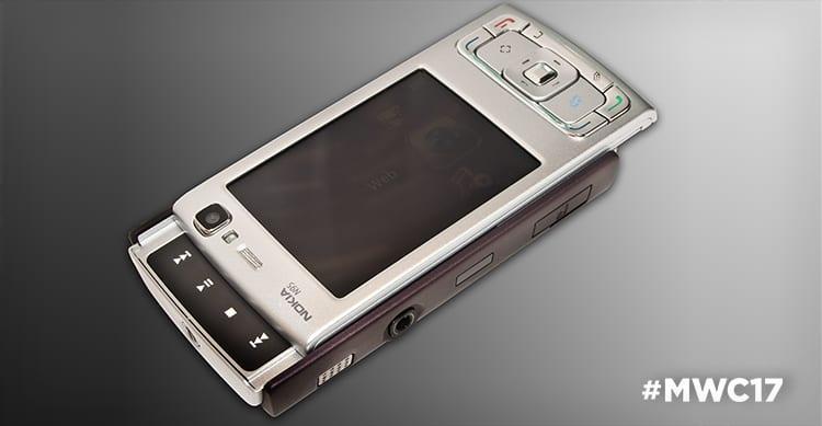 Il Nokia N95 potrebbe tornare sul mercato in una versione potenziata con Android. Lo scopriremo al MWC 2017