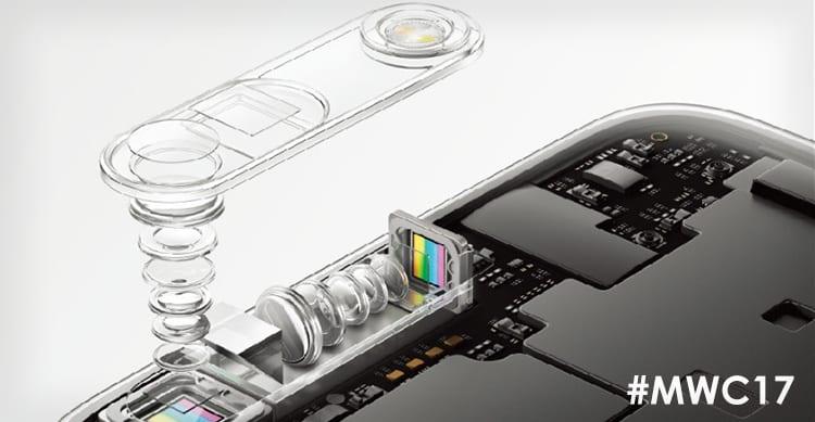 OPPO annuncia lo zoom ottico 5x per le fotocamere degli smartphone | MWC17