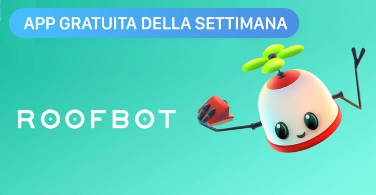 Apple regala Roofbot con l'App della Settimana. Approfittatene ora e risparmiate 2,99€ [Video]