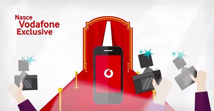 Vodafone Exclusive: a Febbraio in regalo 4 biglietti per il cinema gratis anzichè 1