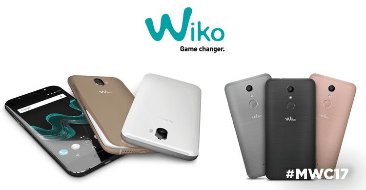 Risultati immagini per MWC 2017: Wiko annuncia novità della sua gamma smartphone e accessori