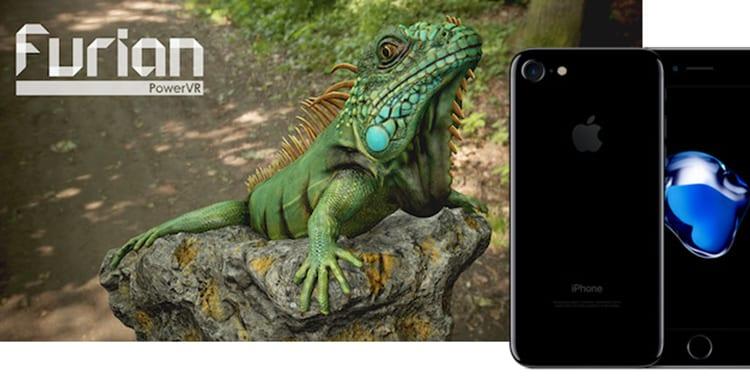 Il gaming in 4K arriverà presto anche sugli iPhone grazie alla nuova architettura PowerVR Furian