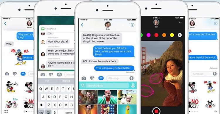 In iOS 11 verremo avvisati se qualcuno effettua uno screenshot nell'applicazione Messaggi?