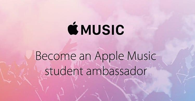 """Apple avvia il programma """"Apple Music Ambassador"""" dove ogni studente può guadagnare promuovendo Apple Music"""