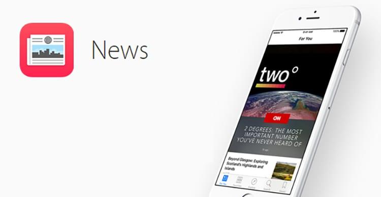 Grazie all'applicazione Apple News le testate aumentano il numero di articoli letti ed il tempo di permanenza dei lettori