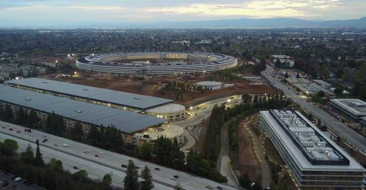 Apple Park, la corsa per ultimare i lavori in vista dell'apertura
