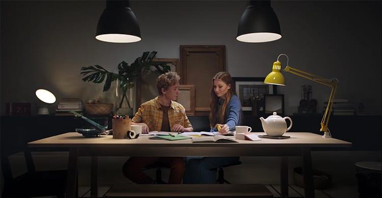 IKEA lancia le proprie lampadine Smart controllabili da iPhone, Android ed un dimmer esterno