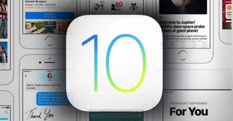 Apple rilascerà iOS 10.3 entro i primi giorni di Aprile