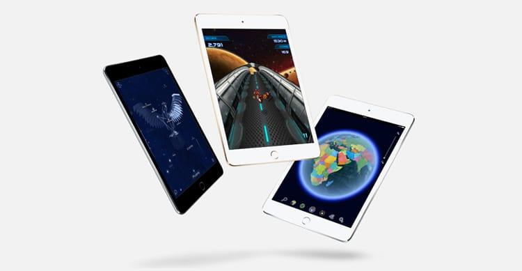 Ultimi sussulti per iPad Mini 4, Apple taglia il 32 GB e lascia solo la versione da 128 GB