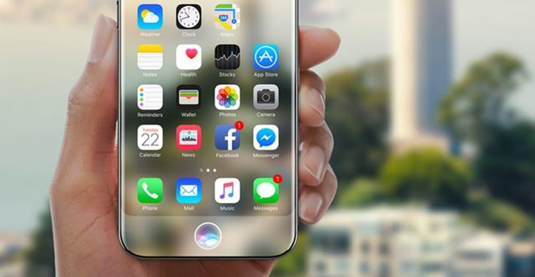 iPhone 8: un concept lo immagina completamente immerso nella Realtà Aumentata