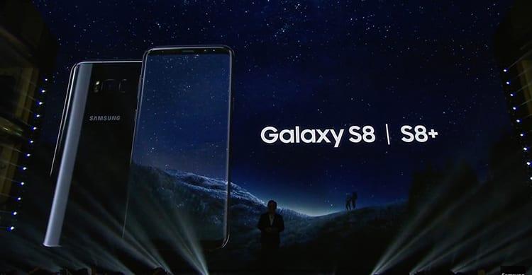 Samsung presenta il nuovo Galaxy S8 ed S8+: Seguite l'evento in diretta streaming da qui.