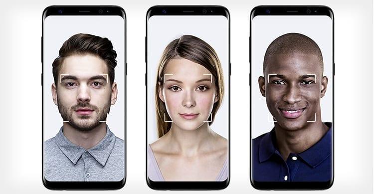 Prima grana per il Galaxy S8 e il riconoscimento facciale: basta una foto per sbloccarlo! [Video]