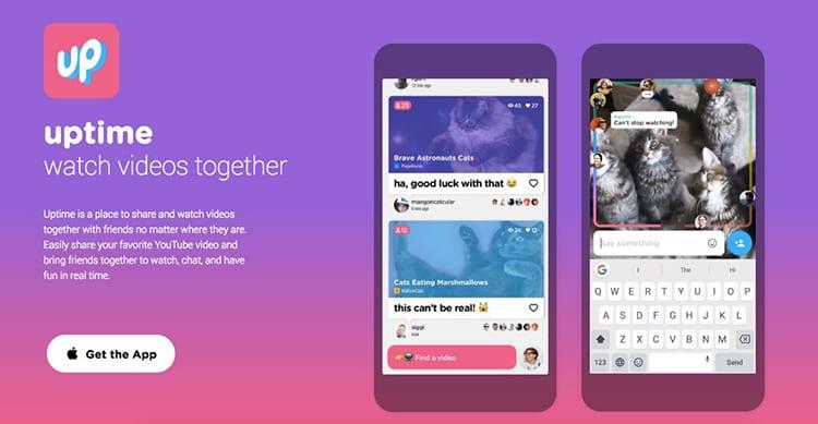 """Google lancia """"uptime"""", un'applicazione per guardare i video di YouTube con gli amici"""