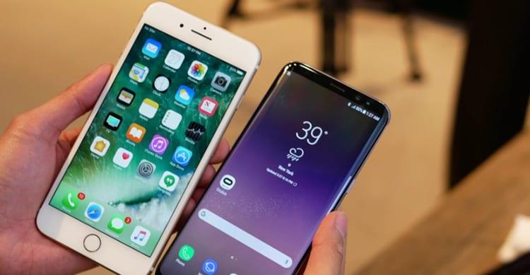Samsung Galaxy S8 vs iPhone 7: un primo video confronto delle due fotocamere posteriori [Video]
