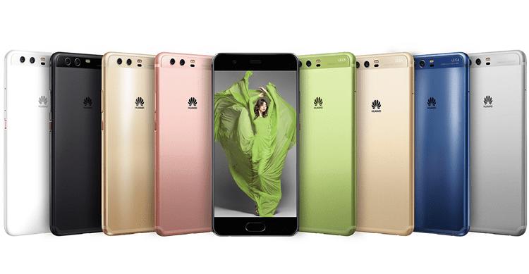 Huawei P10 Plus e Huawei P10 lite disponibili in Italia dal 15 aprile