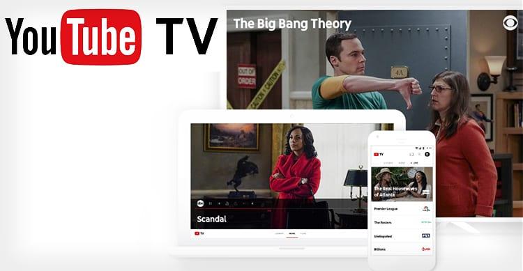 Youtube tv arriva oggi ufficialmente negli stati uniti for Youtube oggi