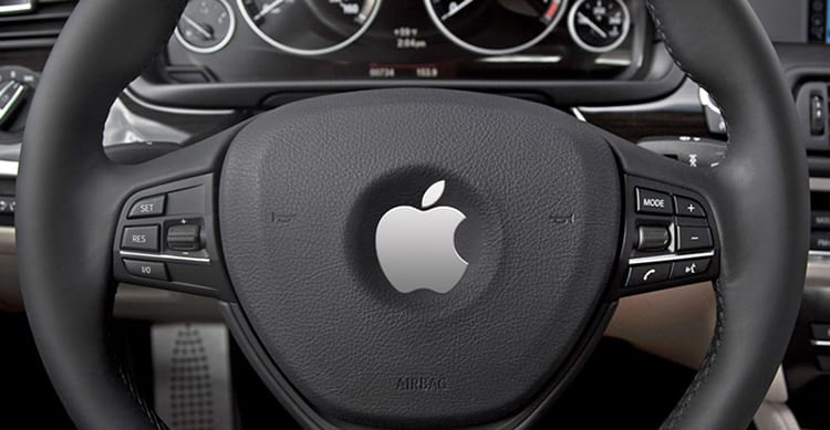 Apple è finalmente autorizzata ad effettuare i primi test su strada di automobili a guida autonoma