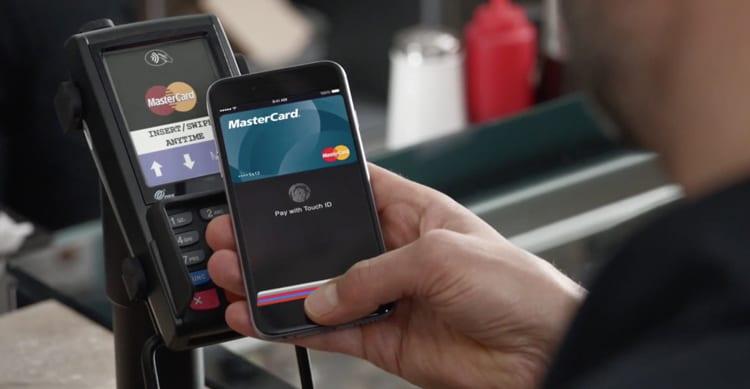 Apple Pay, il lento tasso d'adozione non preoccupa Apple
