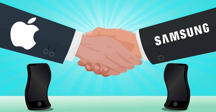 Apple sigla un accordo di due anni con Samsung per la fornitura di 92 milioni di display OLED