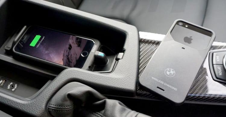 Aircharge porta la connessione e la ricarica senza fili sui modelli BMW del 2017